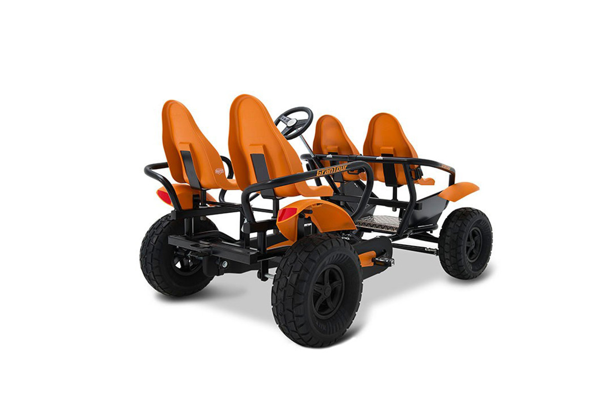Веломобиль Berg E-Gran Tour Off Road 4 seats