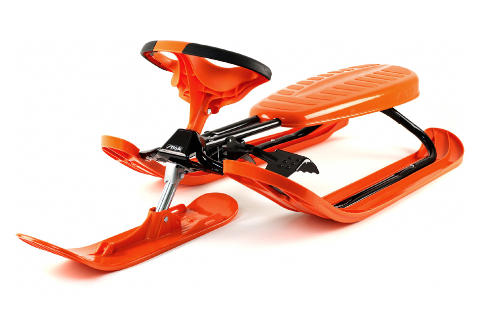 Снегокат Stiga Snowracer Color Orange