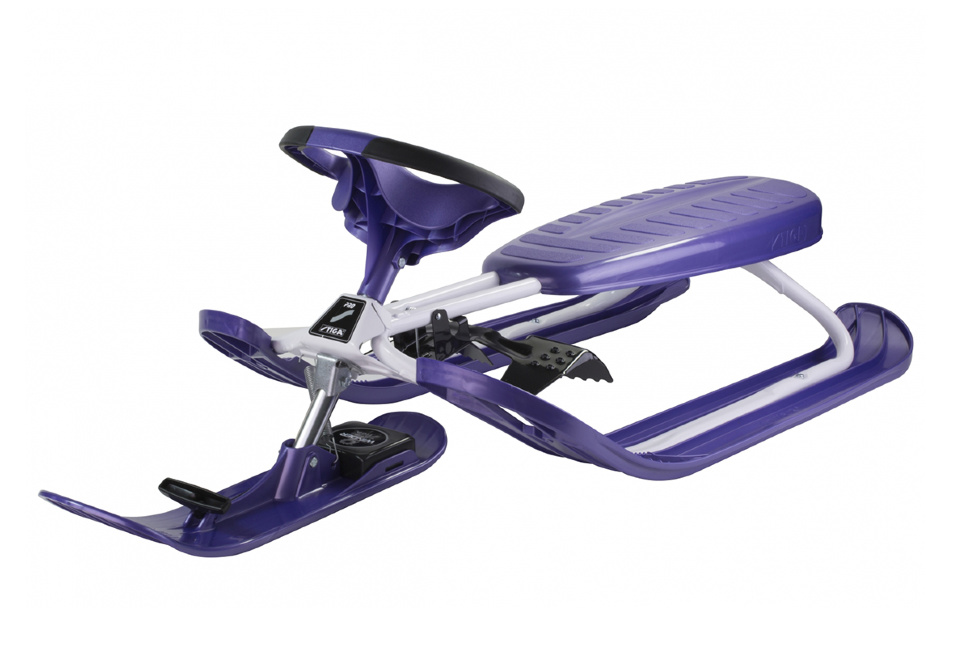 Снегокат Stiga Snowracer Color Pro Purple