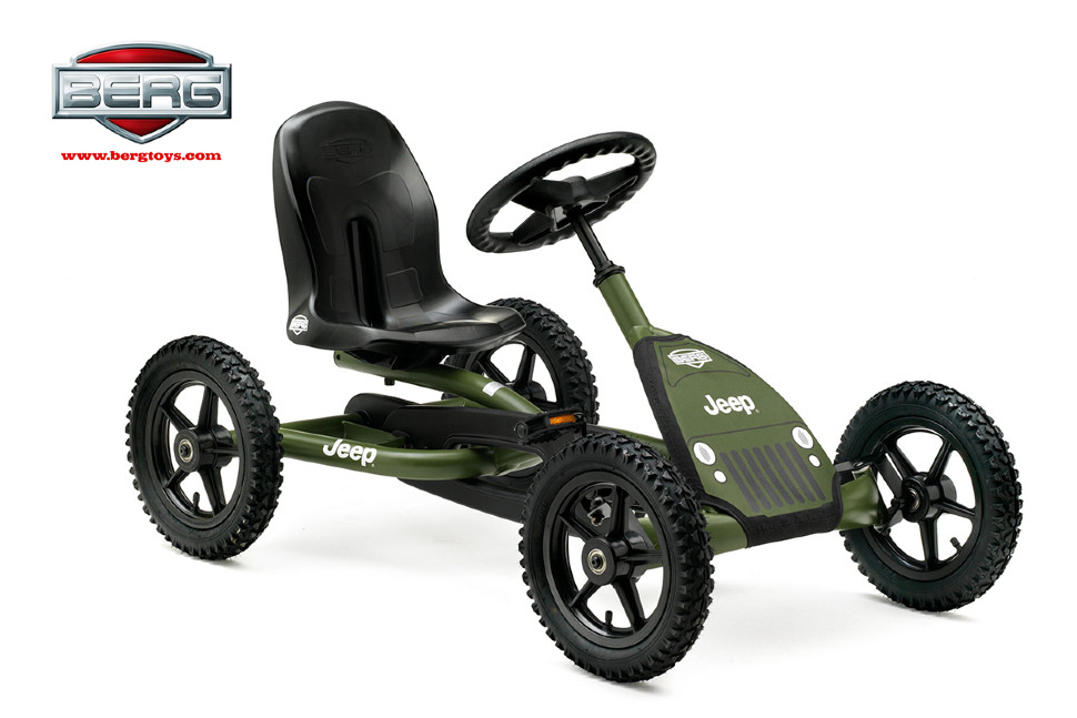 Веломобиль Jeep Junior BFR