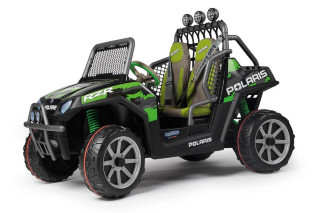 Детский электромобиль Peg Perego Polaris Ranger RZR Green Shadow 2019